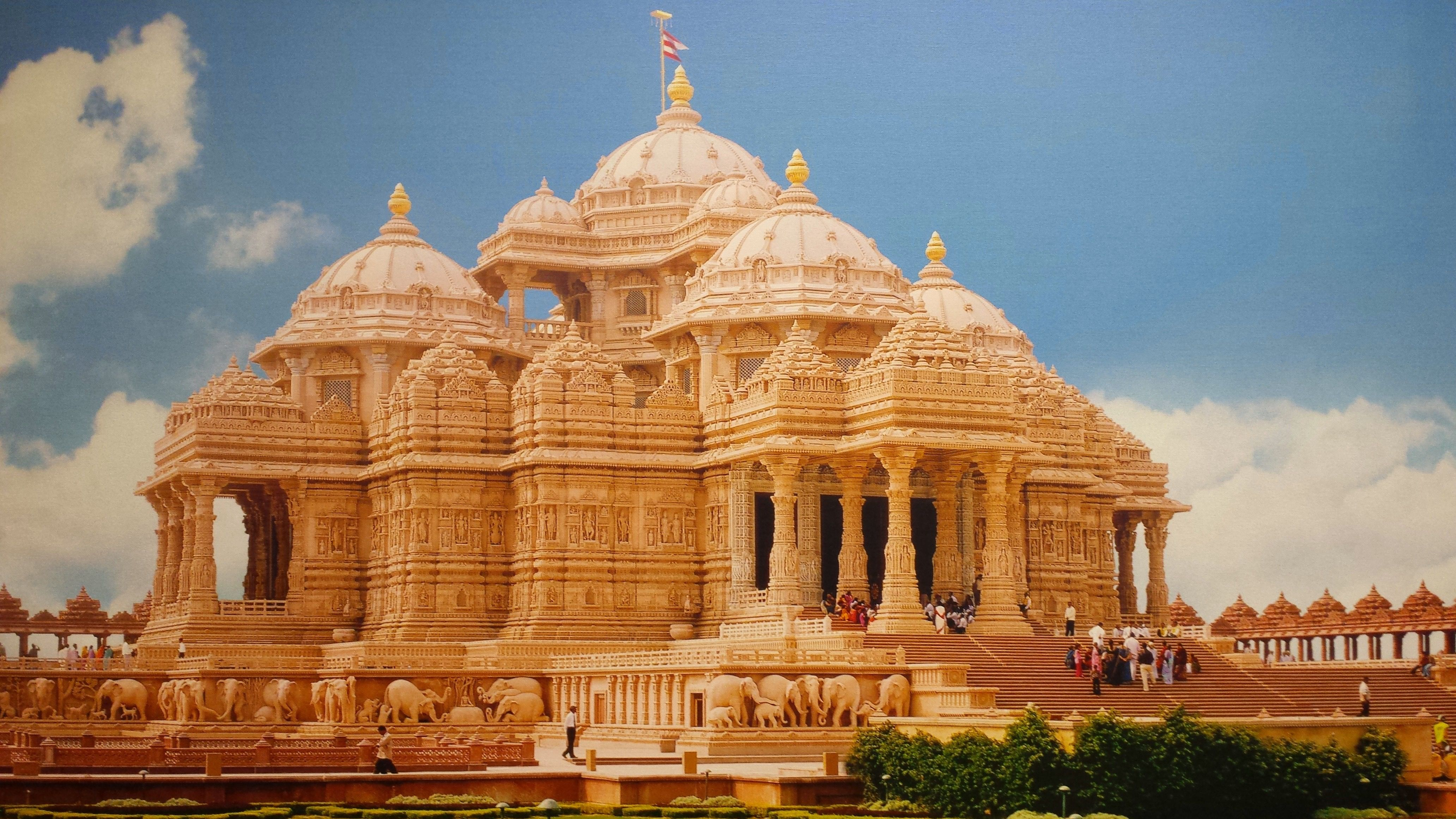 new delhi is the best place to visit in 2016 and hindu akshardham
