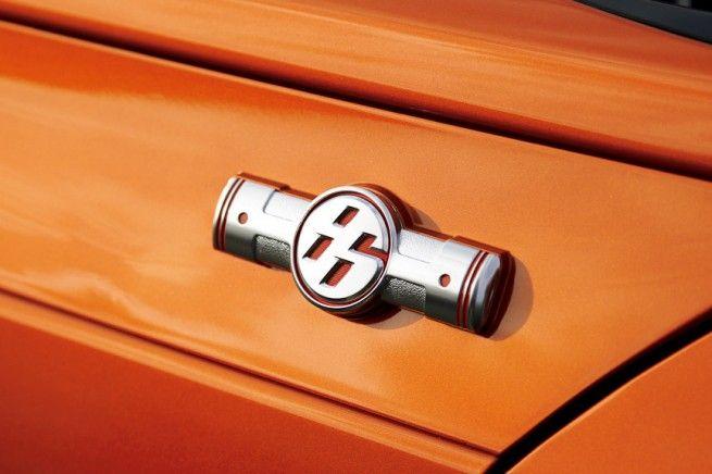 Toyota 86 badge