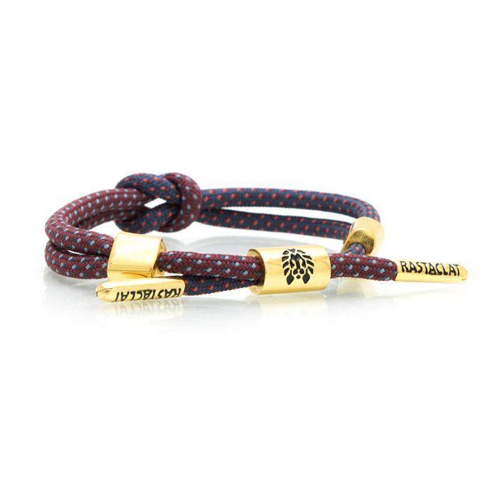 Rope Bracelet: Persistence
