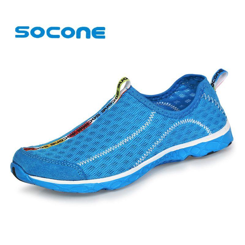 Super hot Zomer Stijl Licht Mesh Loopschoenen, Super Cool Zachte Sportschoenen Comfortabele Ademende mannen Sneakers Run Shox