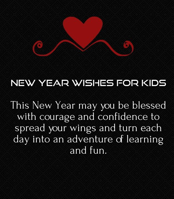 new years quotes for kids 2016