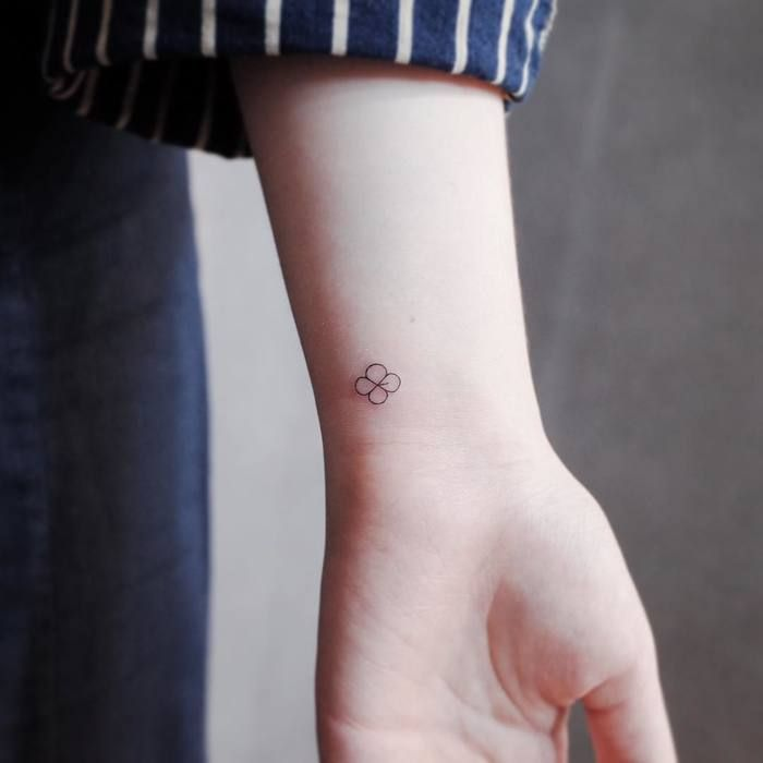 de6506872 40 Tiny and Discreet Tattoos by Witty Button - Page 2 of 4 ...