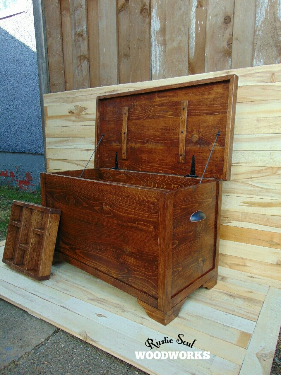 Blanket chest for foot of bed, entryway storage bench ...