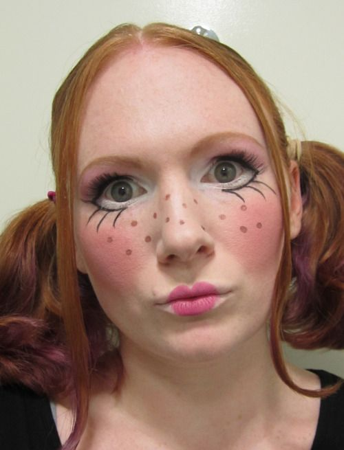 Makeup Utopia | Baby Doll Makeup – May 2011 FOTD Challenge Day 13 ...