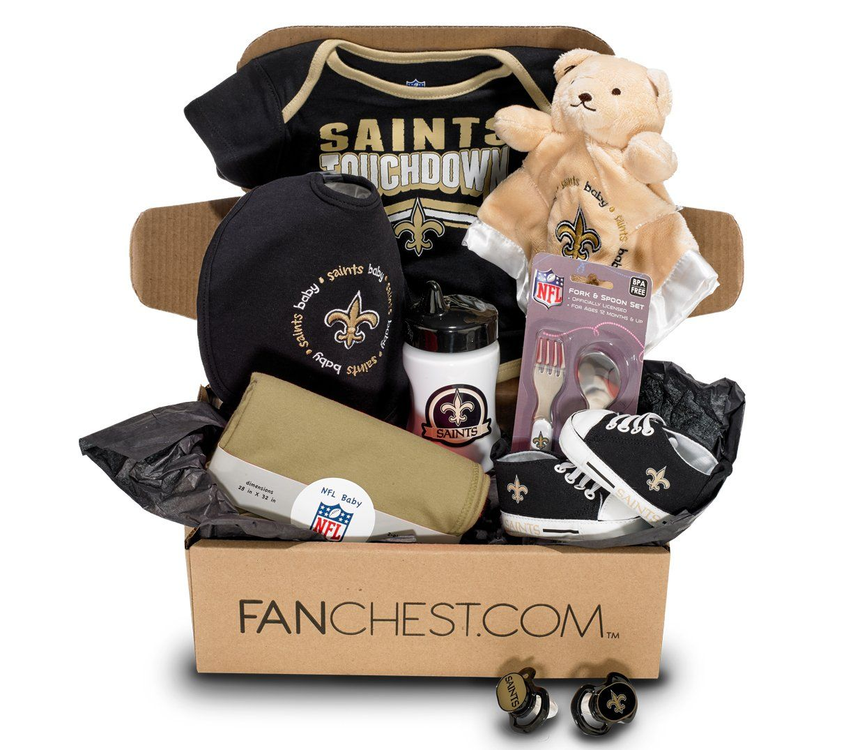 on sale 1529b 9a67a New Orleans Saints Baby | New Orleans Saints Gift Ideas ...