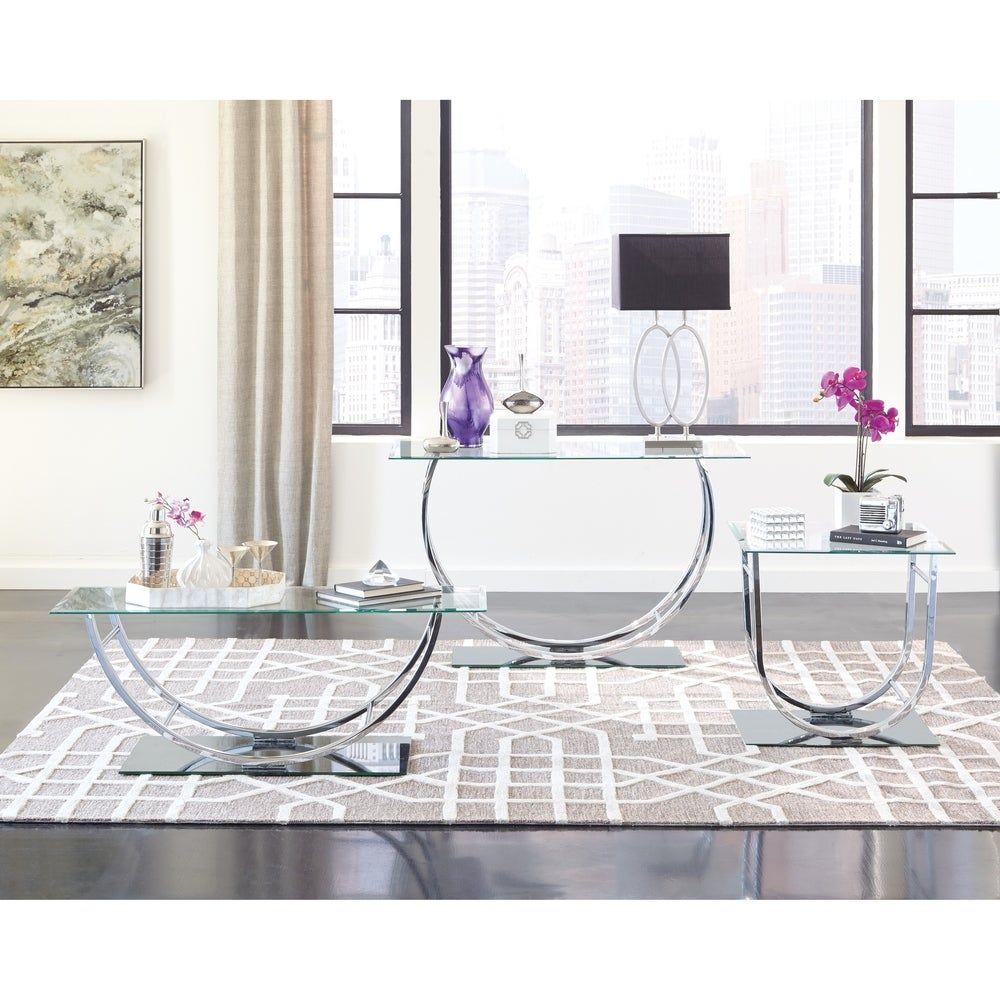 Our Best Living Room Furniture Deals U Shaped Coffee Table 3 Piece Coffee Table Set Furniture [ 1000 x 1000 Pixel ]