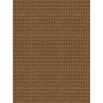 Foss Checkmate Taupe Walnut 6 Ft X 8 Ft Indoor Outdoor Area Rug West Ave 45 Rugs Indoor Outdoor Area Rugs Round Outdoor Rug
