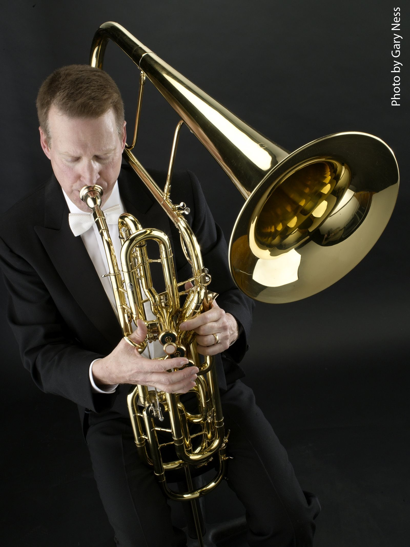 Cimbasso -- valve contrabass trombone Whoa! I can't even