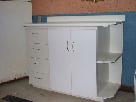 Como hacer plano de mueble de melamina repostero alacena Programa para hacer muebles de melamina