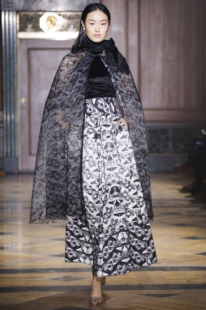 Sophie Theallet, A/W 2016/2017