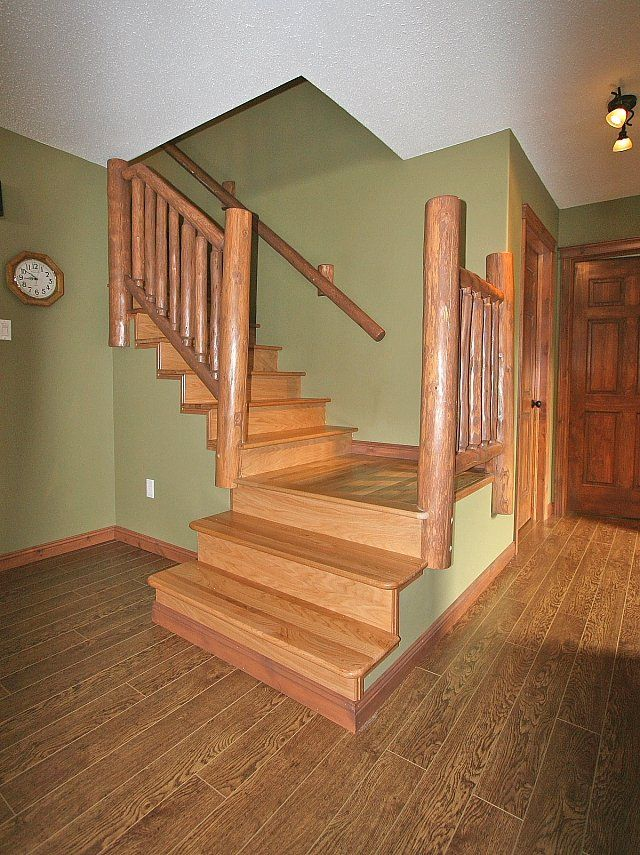 Pictures Of L Shaped Basement Stairs Find More Finished Space In The Full Daylight Walkout
