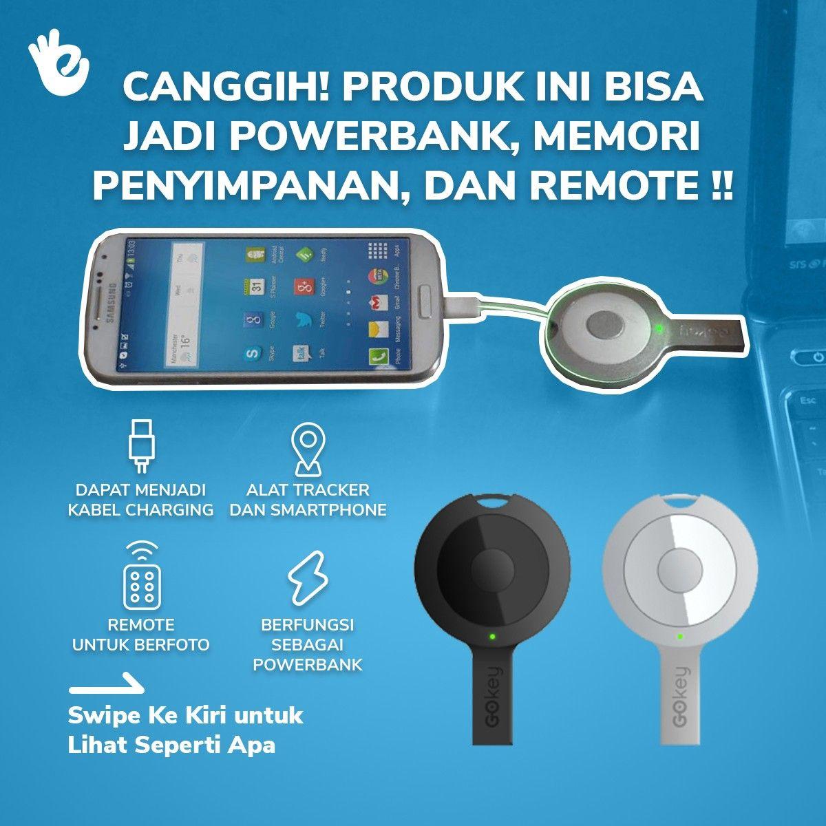 Gokey Erakomp Smartphone Produk Beri