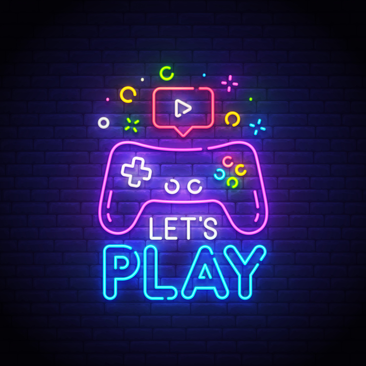 Find Inspiration From Works In Neon By 14 Illustrations In 2020 Gaming Wallpapers Game Wallpaper Iphone Best Gaming Wallpapers
