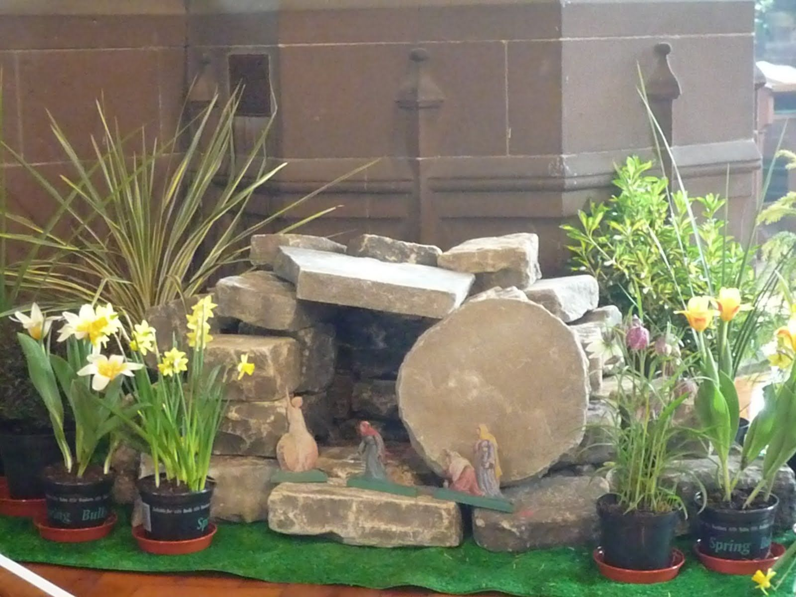 Easter Garden (Grace Garden / Resurrection Garden) Beautiful For Outside Or  Inside!