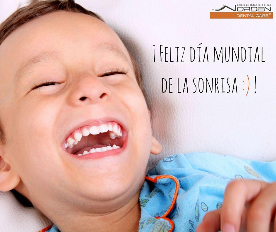 #NordenDentalCare les desea un feliz día mundial de la #sonrisa!