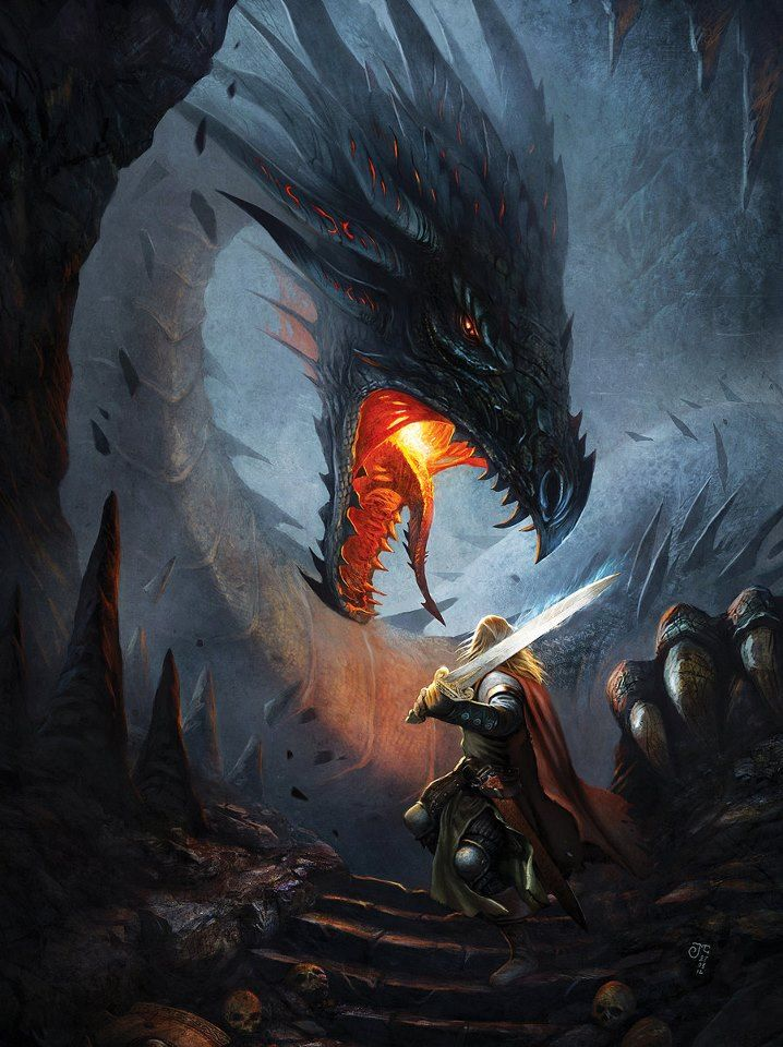 Dragon ~ Choose Your Weapons of Faith
