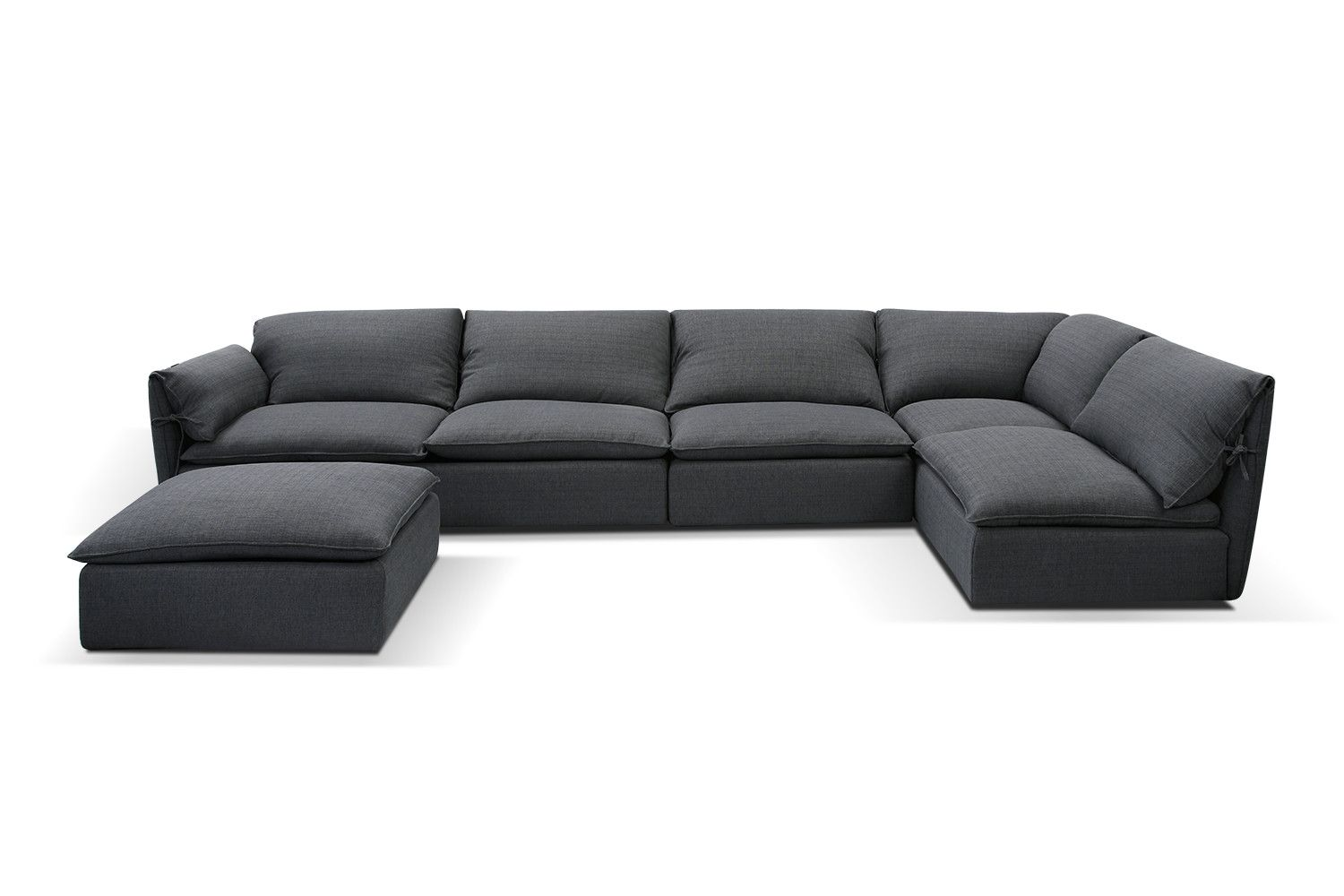 Canape D Angle Xxl Modulable Kantti Stellson Sectional Couch Couch Decor