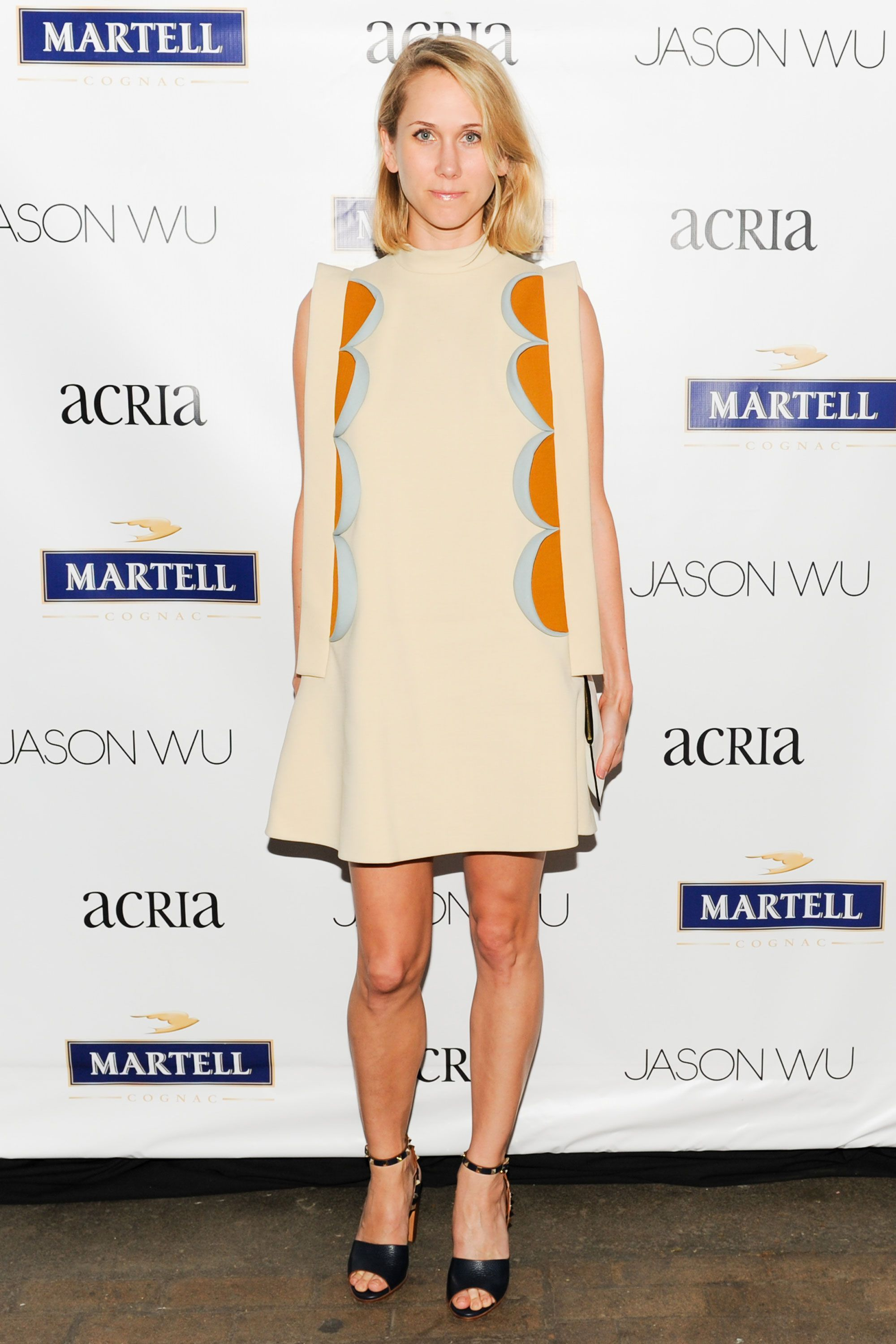 The Best Looks From Jason WU ACRIA Dinner