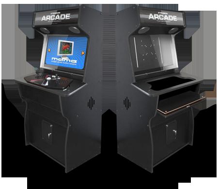 32u0027u0027 Pro Upright Xtension Arcade Cabinet For The X Arcade Tankstick For MAME