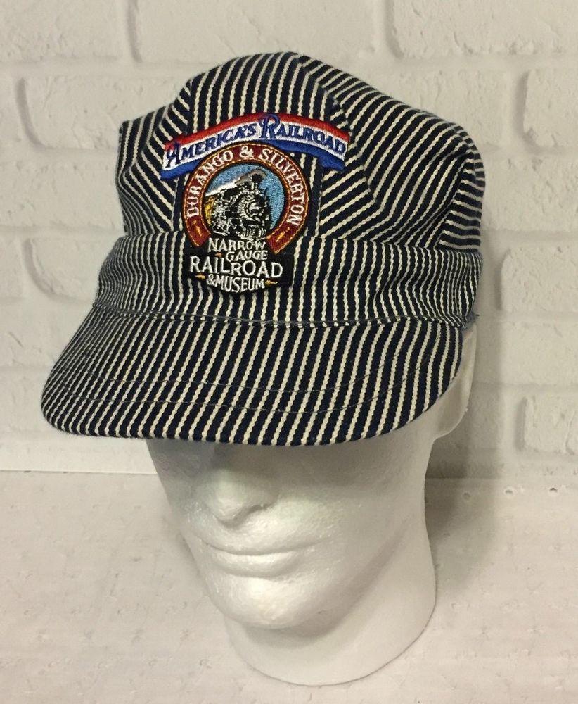 f947e18f6fe Durango Silverton Railroad Cap Hat Snapback  Unbranded