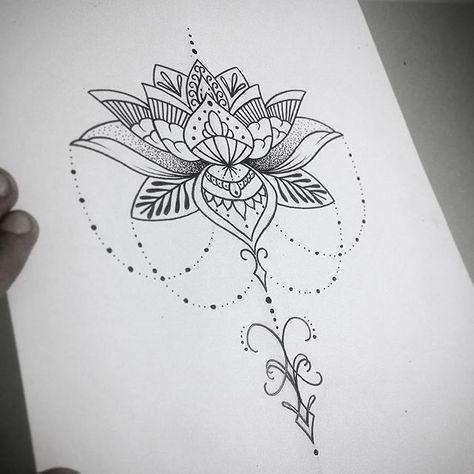 Tatuagem De Mandala Feminina Significado Pesquisa Google