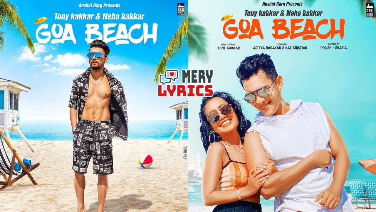 Goa Beach Song Lyrics Sound Tracks Lyrics in 2020