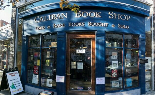Caliban Book Shop Pittsburgh Pennsylvania My Favorite Shop In