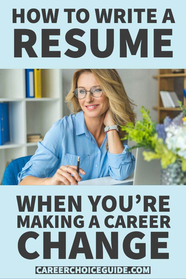 Career change resume sample career change resume how to