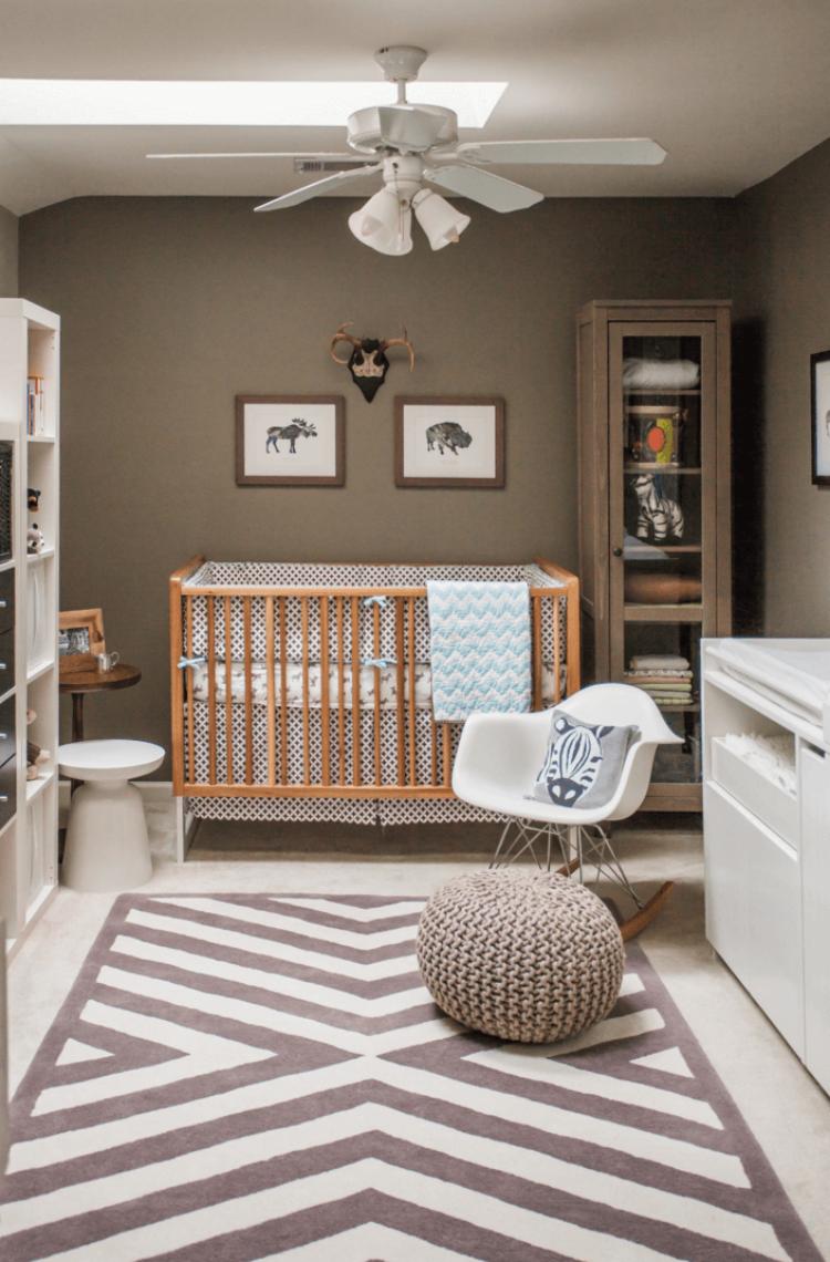 cuartos bebe colores neutros | Decoración Bebés | Pinterest | Bebe ...