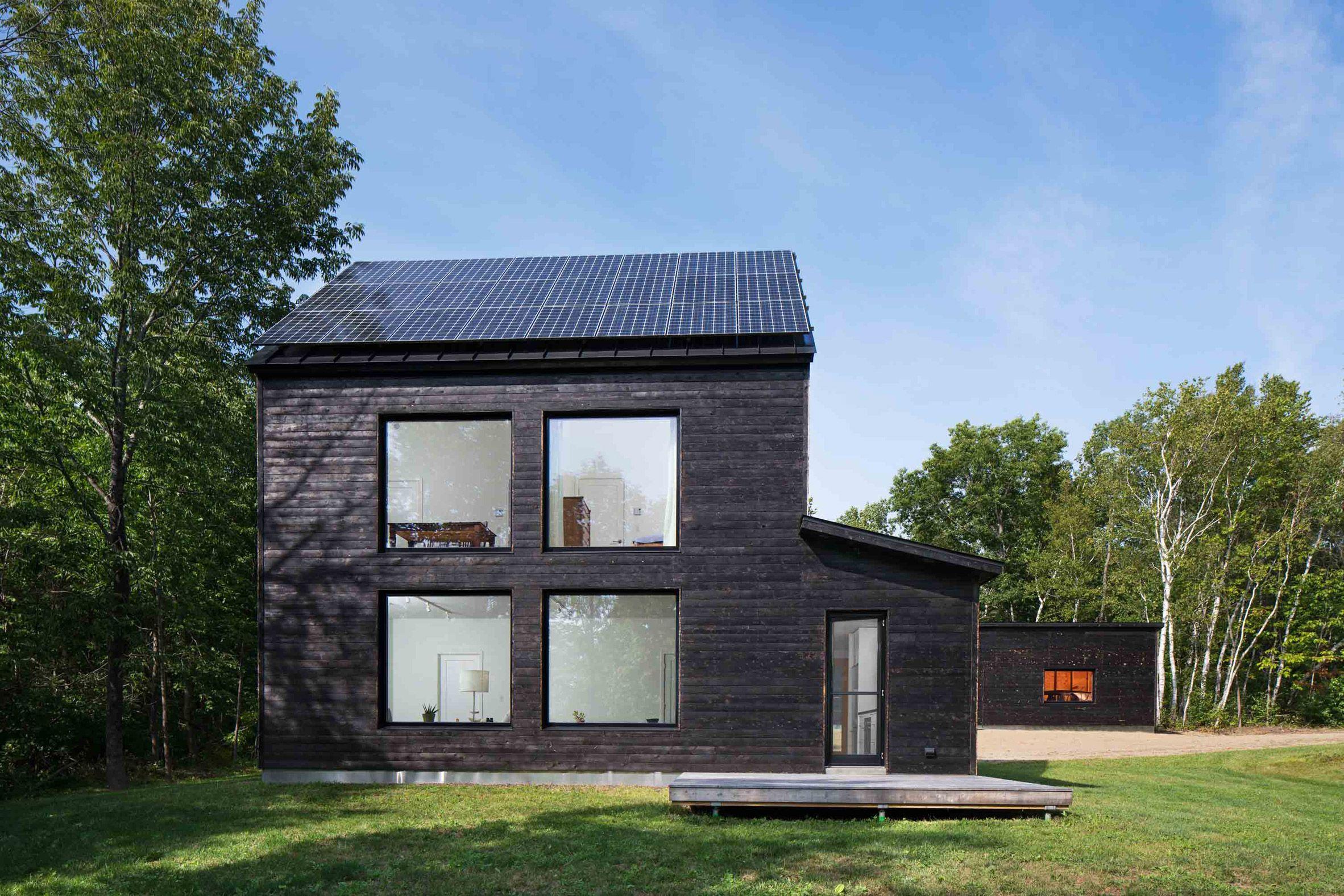 Prefab homes by GO Logic Prefab homes, Modern prefab