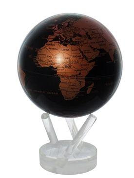 mova copper black earth revolving globe 4 5 inch in 2018