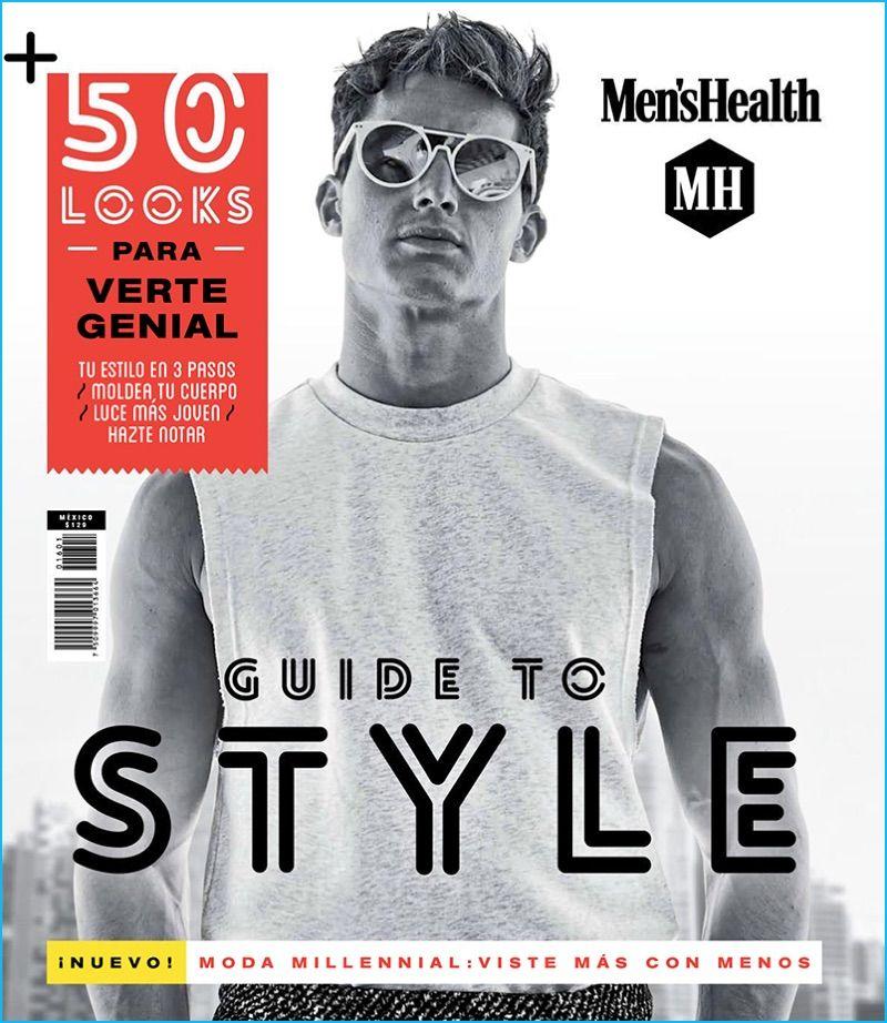 Pietro Boselli 2016 Men's Health México Guide to Style