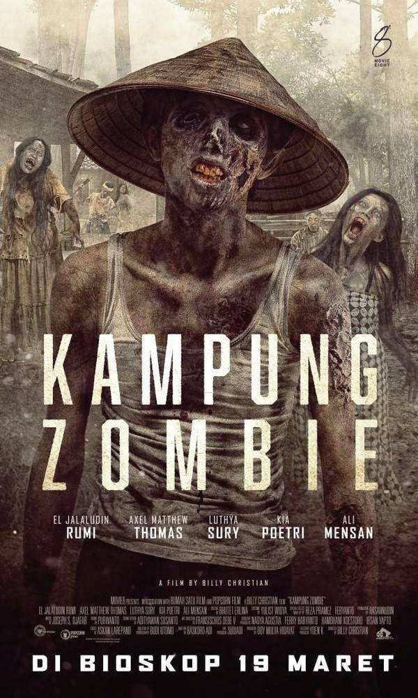 Kampung Zombie 2015