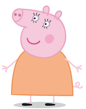 All about Peppa Pig