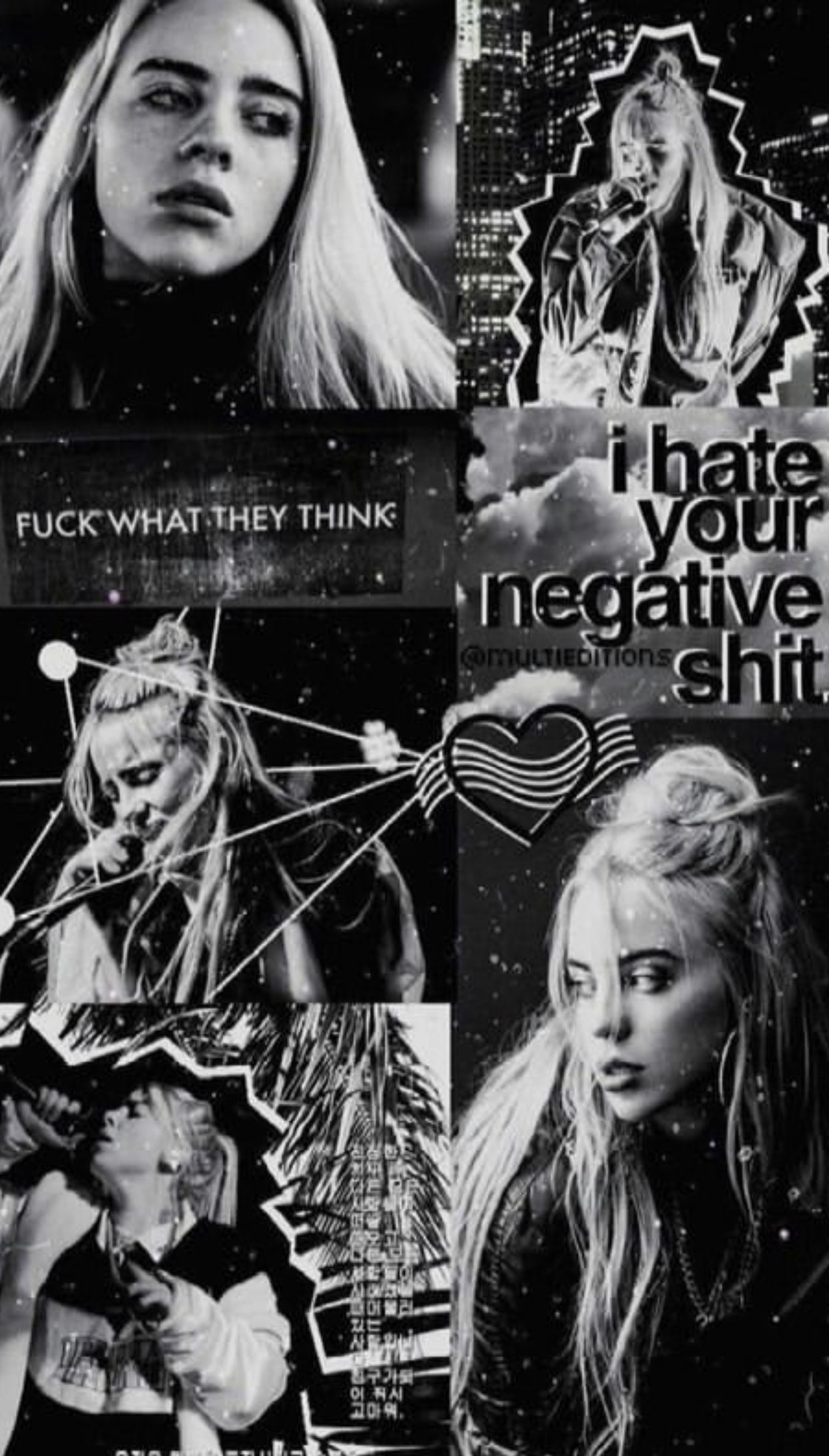 Pin By Tayla Chee On Other Wallpaper Billie Billie Eilish Singer