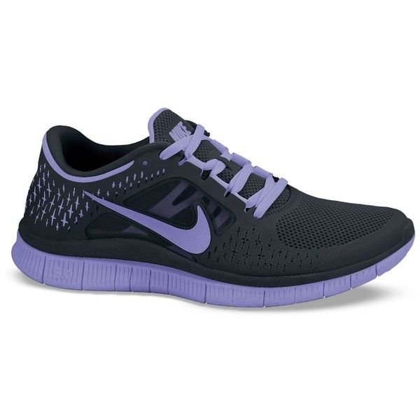 competitive price 4e75d 98214 Nike Lace Up Sneakers - Free Run 3 ( 100) ❤ liked on Polyvore
