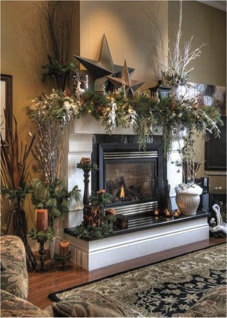 Decorating Your Fireplace Mantle This Holiday Season Fireplace