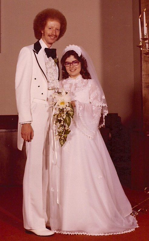 Lynn and Debbie married in the 70\'s.   Weddings, Anniversaries, and ...