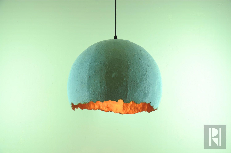 eco friendly lighting fixtures. Eco Friendly Lighting Fixtures. Paper Mache Lamp Large! Pendant Lamp, Dutch Design, Fixtures D
