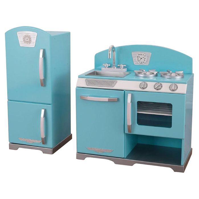 2 Piece Retro Kitchen Toy Set