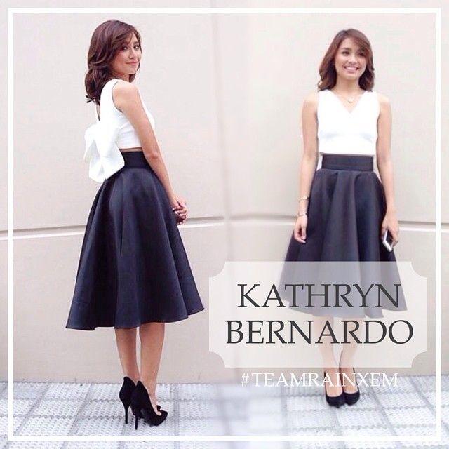 Em Millan Emmillan Websta Pinay Fashionistas Pinterest Kathryn Bernardo Ootd And