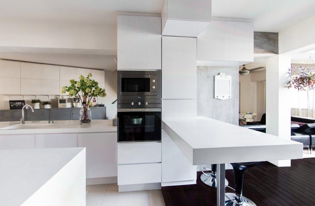 Mansionette At Pasir Ris Best Interior Design Company In Singapore Top Interior Design Interior Design Singapore Best Kitchen Designs Kitchen Cabinet Design