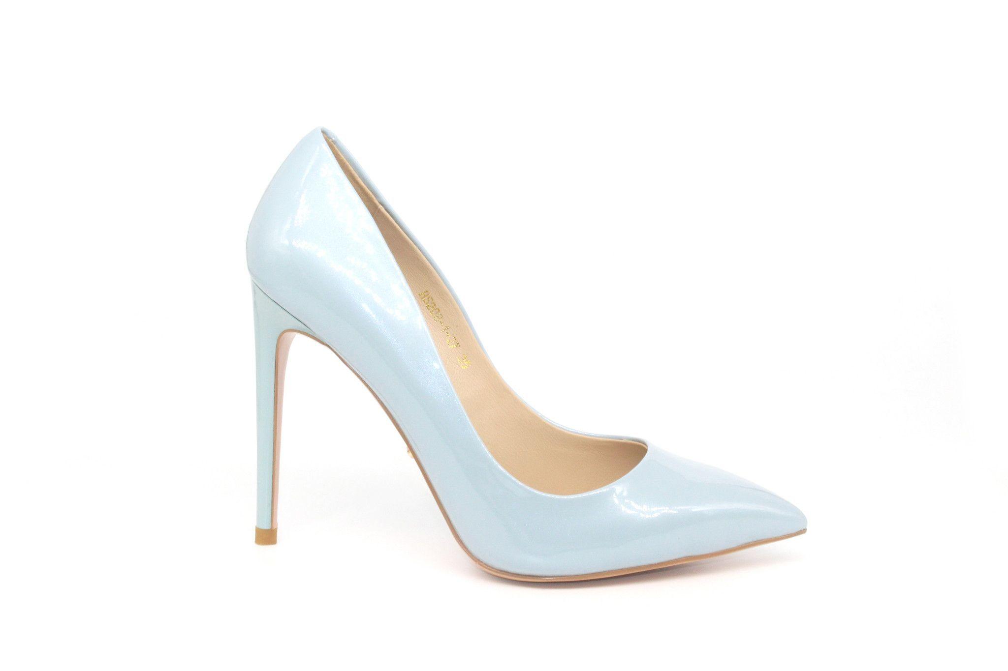 f8ea38ebe0d 4 inch heels - Sky Blue Stilettos in 2019