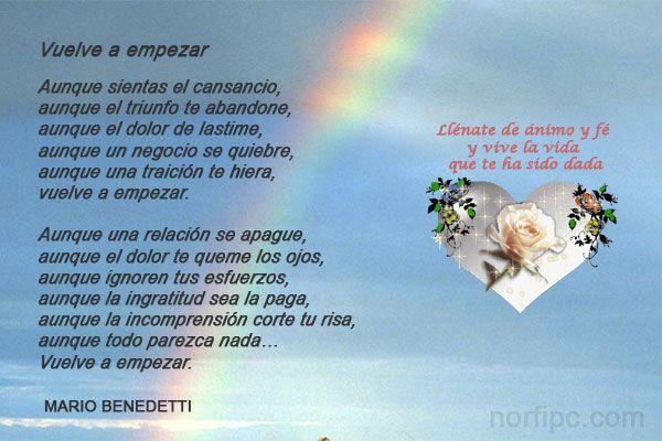 Poemas Poesía Y Versos De Amor Famosos Imagenes De Animo Aliento