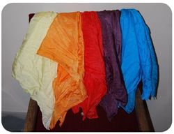 how to for silk play scarfs that cost less than $2 a piece to make ...