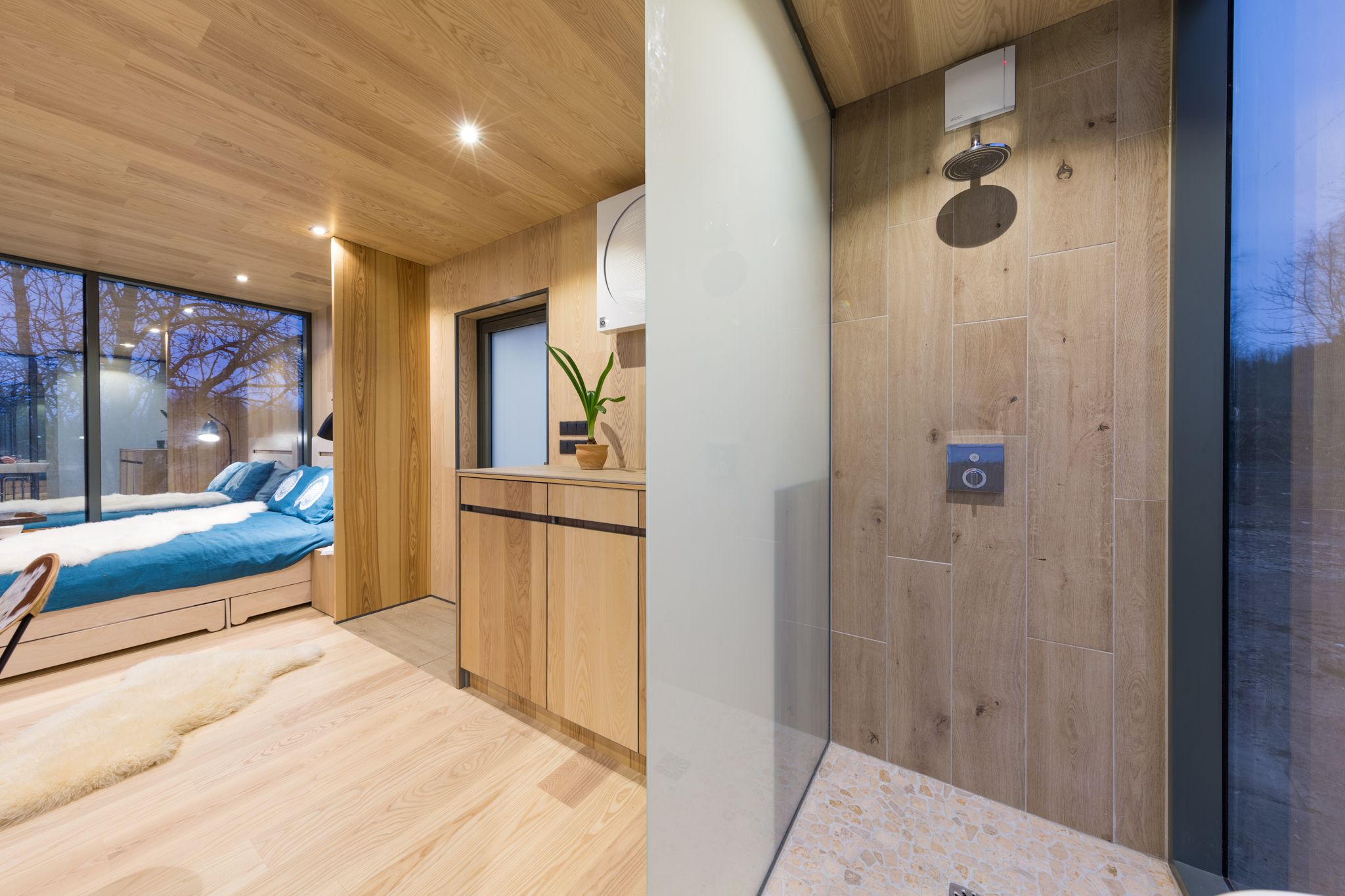 a a d by ood bath tiny houses and spaces