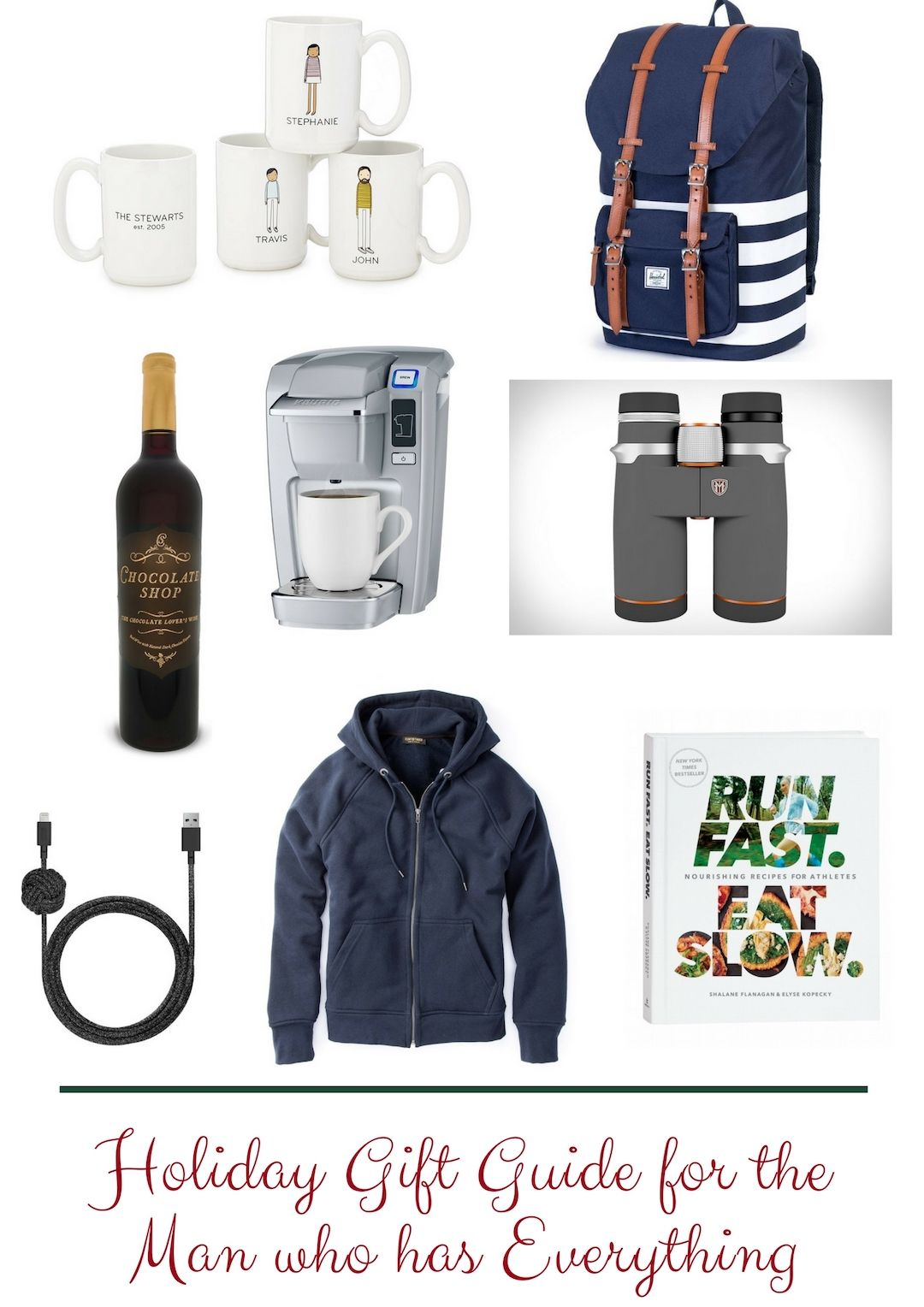Holiday Gift Guide for the Man who has Everything ...