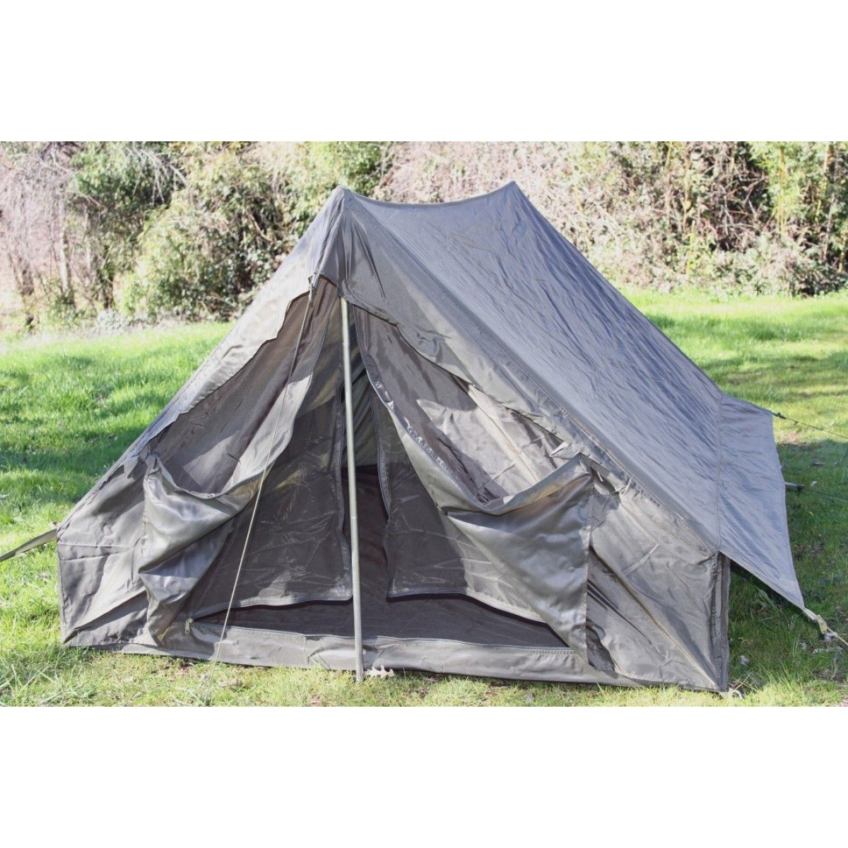 French Tent 2 Person Brand New Military Surplus with  sc 1 st  Pinterest & French Tent 2 Person Brand New Military Surplus with | Tents Army ...