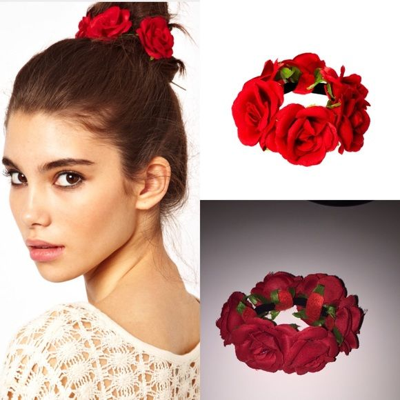 ASOS flower bun holder ASOS flower bun holder ASOS Accessories Hair Accessories