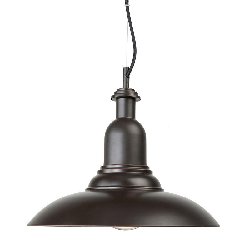 Kitchen Light Fittings Australia: Brilliant 35cm 240V 60W Bronze Lane Pendant Light $114